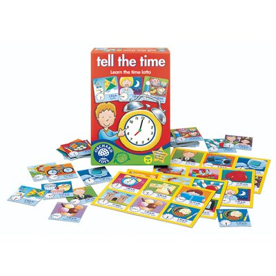 The Original Toy Company Tell The Time Game
