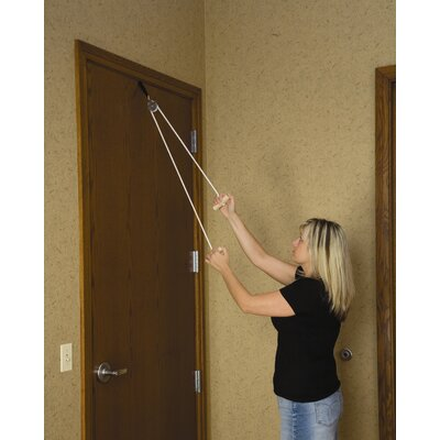 Briggs Healthcare Exercise Door Pulley Set