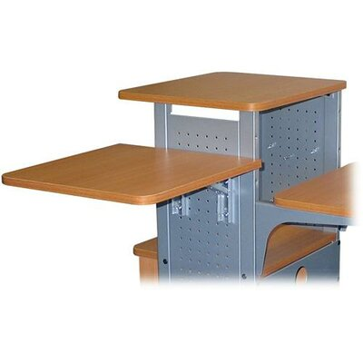 H. Wilson Company Side Shelf for WPS4 Presentation Station