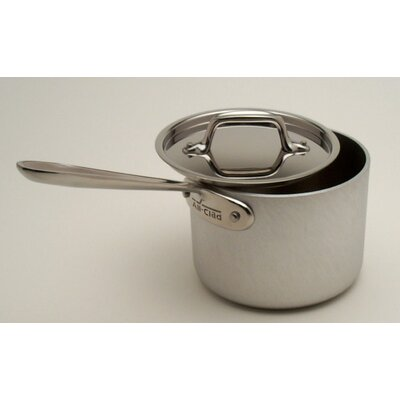 All-Clad Master Chef 2 Saucepan with Lid
