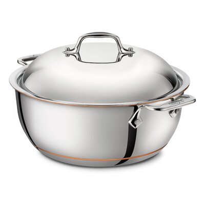 All-Clad Copper Core 5.5-qt. Dutch Oven with Lid