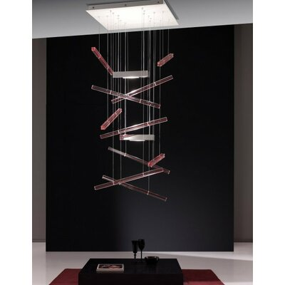 Axo Light Explo 2 Light Square Pendant