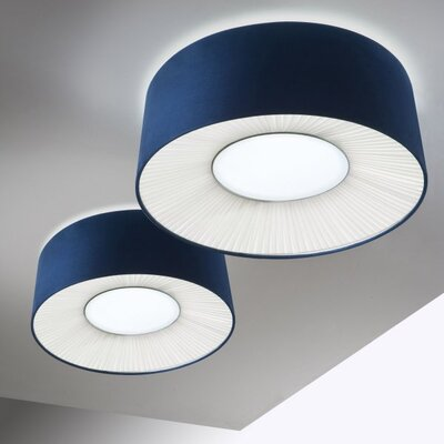 Axo Light Velvet Ceiling Light