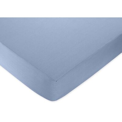 Sweet Jojo Designs Come Sail Away Fitted Crib Sheet