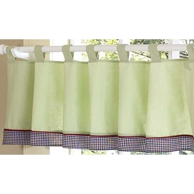Sweet Jojo Designs Ladybug Parade Window Valance