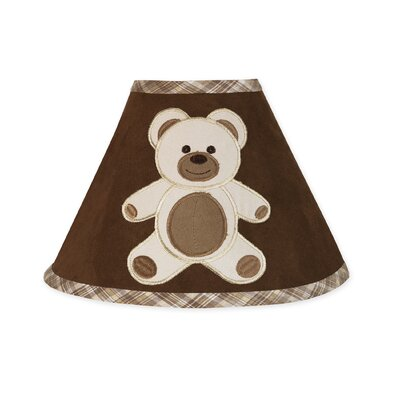 Sweet Jojo Designs Teddy Bear Chocolate Collection Lamp Shade