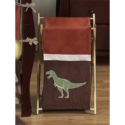 Dinosaur Land Laundry Hamper