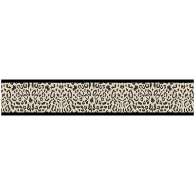 Animal Safari Collection Wall Paper Border