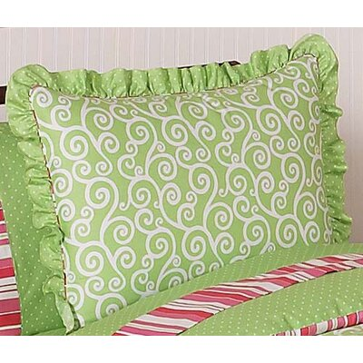 Sweet Jojo Designs Olivia Collection Standard Pillow Sham