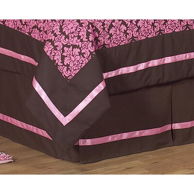 Sweet Jojo Designs Bella Pink Collection Queen Sheet Set