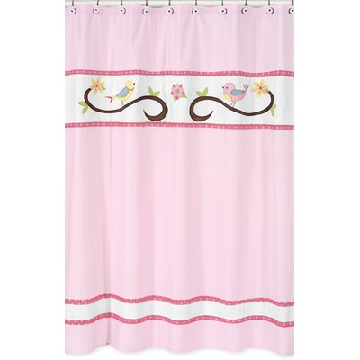 Song Bird Collection Shower Curtain