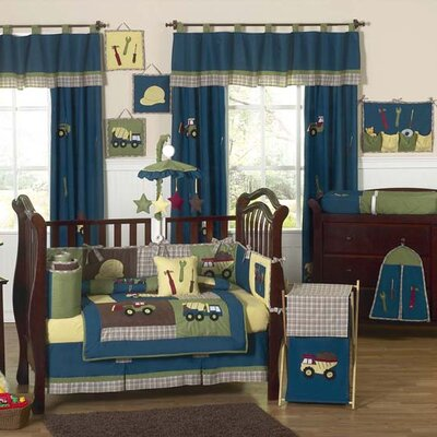 Sweet Jojo Designs Construction Zone Crib Bedding Collection