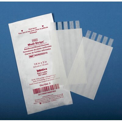 Medline Medi-Strip Wound Closure Strip