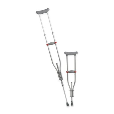 Medline Quick-Fit Crutch