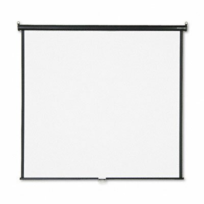 Quartet® Matte White: Wall/Ceiling Projection Screens