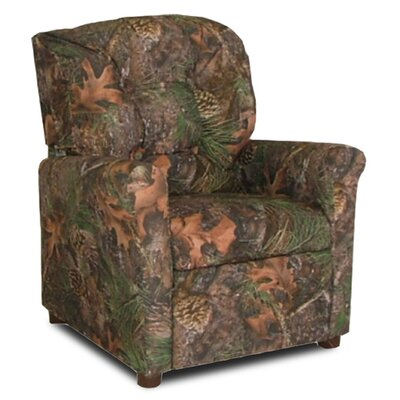 Dozy Dotes Four Button Kid's Recliner