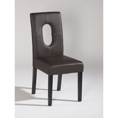 Chintaly Open Back Parsons Chair