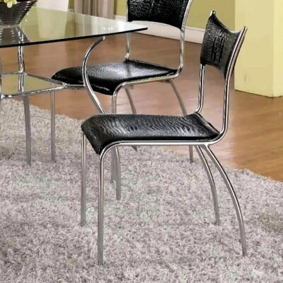 Chintaly Daisy Slim Back Side Chair
