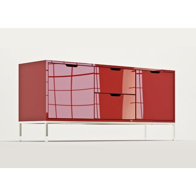 EK Living Furniture CR3 Storage Crezenda 