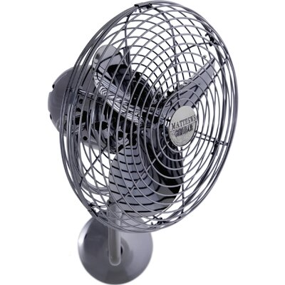 Matthews Fan Company Michelle Parede Outdoor Directional Wall Fan with Metal Blades