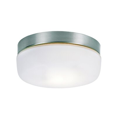 TransGlobe Lighting Round Flush Mount