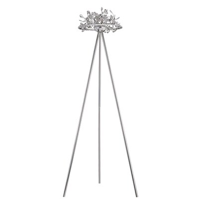 TransGlobe Lighting 5 Light Floor Lamp