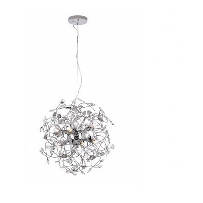 TransGlobe Lighting Tumbleweed 8 Light Pendant