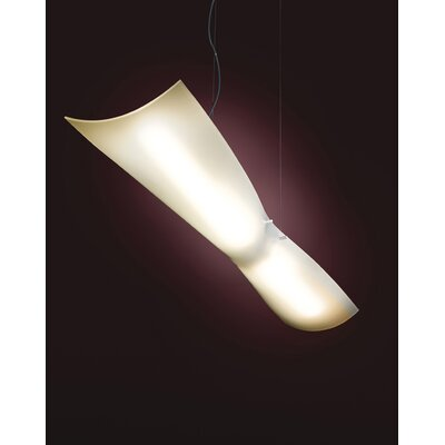 Gamma Delta Group Helix 2 Light Pendant