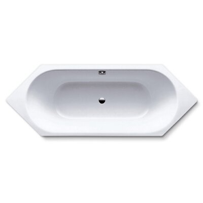 "Kaldewei Centro Duo 18.5"" x 78.74"" Bath Tub in White"