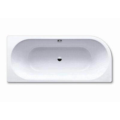 "Kaldewei Centro Duo 1 Left 71"" x 31.5"" Bath Tub in White"