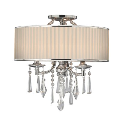 Echelon 3 Light Convertible Drum Pendant
