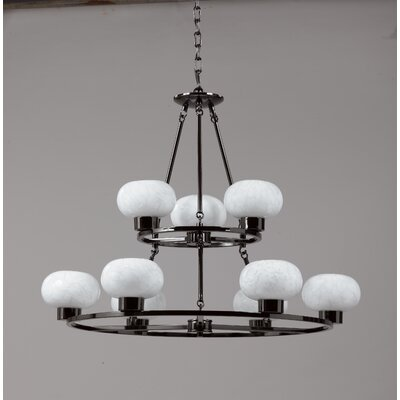 Triarch Lighting Atomique  18 Light Chandelier