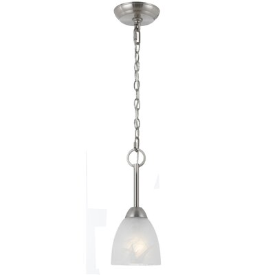 Triarch Lighting Value Series 290 1 Light Mini Pendant