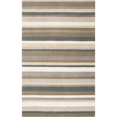 angelo:HOME Madison Square Caper Green Multi Rug