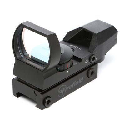 Reflex Sight with Red and Green Reticle Options