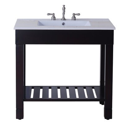 "Avanity Loft  30"" Bathroom Vanity Set"