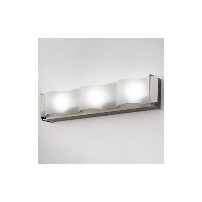 Zaneen Lighting Internos Vanity Light in Chrome