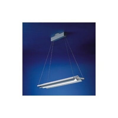 Zaneen Lighting Loft Fluorescent Ceiling Pendant