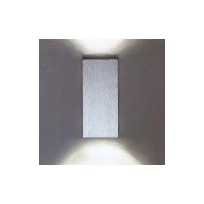Zaneen Lighting Dau Doble Contemporary Wall Sconce Light