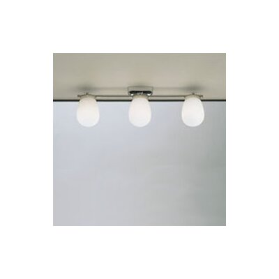 "Zaneen Lighting Bano 19"" 3 Light Contemporary Vanity Light"