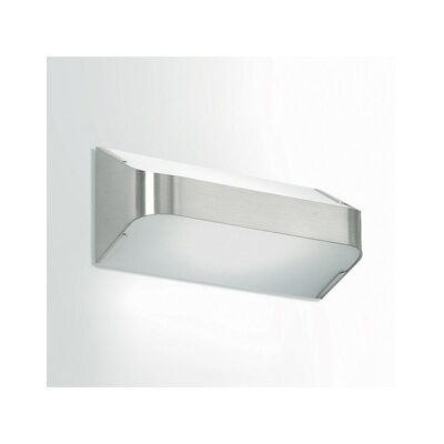 Zaneen Lighting Brick Strip Light in Brushed Nickel