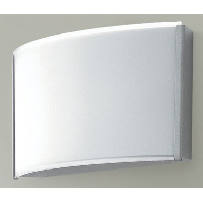 Zaneen Lighting Square Flush Mount  /  Wall Sconce in Silver-Gray