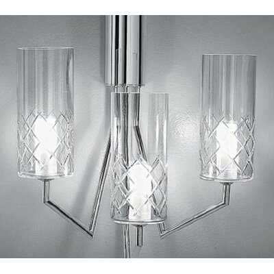 Zaneen Lighting Bri-Bri 3 Light Wall Sconce