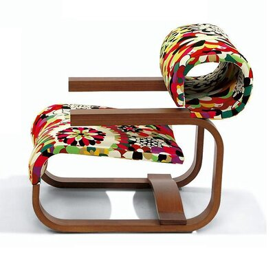 Missoni Home Furnishing Daniela Fabric Arm Chair
