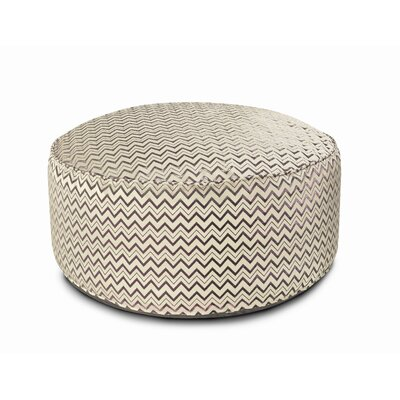 Missoni Home Golden Age Pop Leeka Pouf Ottoman