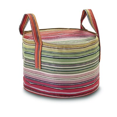 Missoni Home Osage Bag and Pouf Ottoman