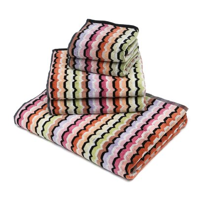 Missoni Home Omar 5 Piece Bathroom Set