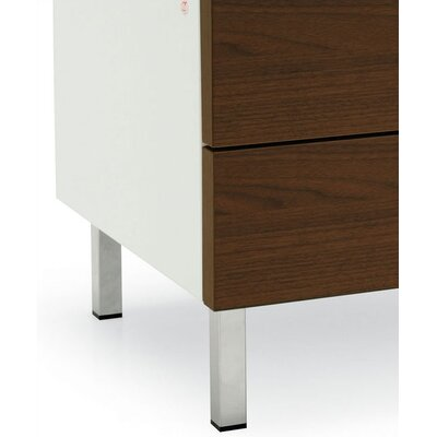 Calligaris Seattle 2 Drawer Nightstand