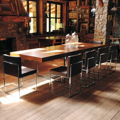 Calligaris Even Plus and Parentesi Dining Table