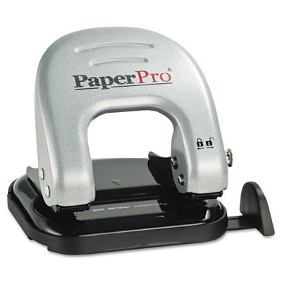 Accentra, Inc. Paperpro Two-Hole Punch, 20 Sheet Capacity